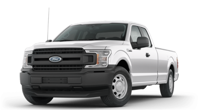 2019 Ford F-150 XL 2WD Supercab 8 Box Extended Cab Pickup
